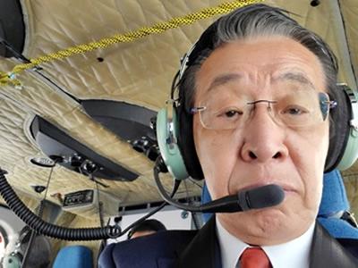 2020.2 県警航空隊ヘリコプター「つるぎ」視察