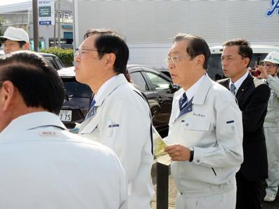 2019.11 地域高規格道路 県道「高岡環状線」視察
